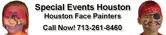 Houston Face Painters Face Painting in the greater Houston area